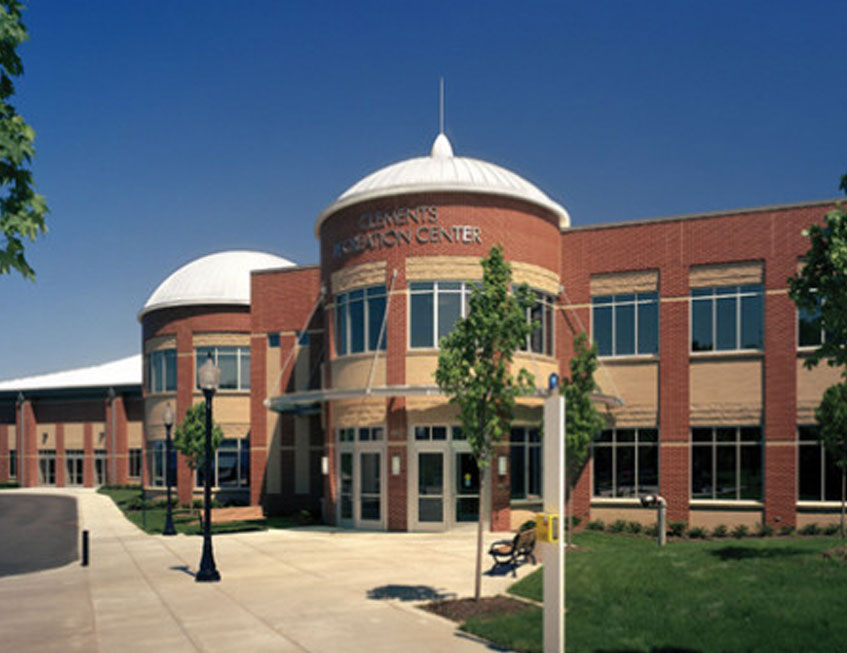 Clements Recreation Center at Otterbein